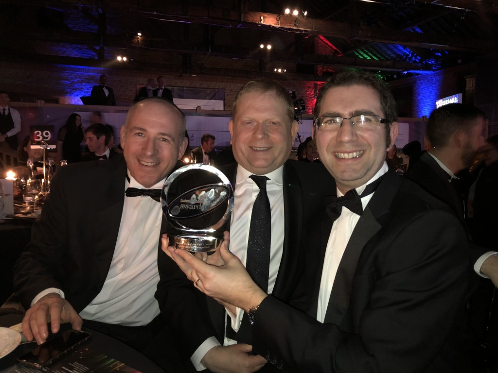 Adviser Firm of the Year 2018 - London